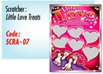 LITTLE LOVE SCRATCHERS