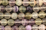Gemstone Bead, Fluorite, Round, 10MM