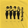 1960's Girl Band Icons, All Sizes & Various Colours, Top, Tee, Retro,