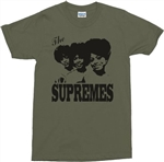 The Supremes T-Shirt, Classic 60's Soul Icons, Girl Band - All Sizes & Colours