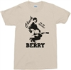 Chuck Berry T-Shirt - Hail Hail, Rock 'n' Roll Icon, 1950's - Various Colours, Retro, Top, Tshirt