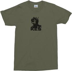 Quot Kes Quot T Shirt Classic Brit Movie 1960 S All Sizes