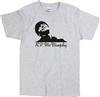 One Flew Over The Cuckoo's Nest T-Shirt - Classic 70's Movie, Jack Nicholson