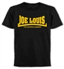 "Joe Louis ""The Brown Bomber"" - T-Shirt, Boxing Legend, Heavyweight Champ, Icon"