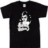 Day Of The Dead T-Shirt - Woman Torso, Goth, Rocker, Tattoo, Various Colours, Mexican Tshirts