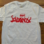 Solidarnosc T-Shirt - Poland, Protest, Solidarity, 1980 - All Sizes & Colours, Polish, Retro, Tshirt Top