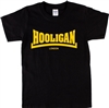 Hooligan Logo T-Shirt - Football, Punk, Various Colours, Ultras, Terraces, retro, 1970's, 1980's, Skinhead, Mod, Casuals, Various Colours
