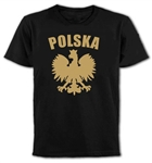 Polska Eagle T-Shirt - Poland, All Sizes & Colours