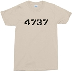 4737 Prison T-Shirt - Cult, 70's, Scum, Various Colours, Cult, Retro, 1970's, Tshirt Top, Carlin Sir, Who's The Daddy