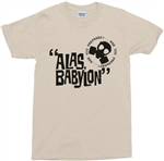 """Alas Babylon"" Are You Prepared T-Shirt - Prepper, Apocalypse, Various Colours, Survivalist, Dooms Day, Top"