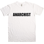 Anarchist T-shirt - Protest, Political, Various Sizes/Colours
