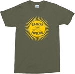 Banzai Pipeline 'Surf's Up' T-Shirt - Retro, 60's, Surfer, Various Colours, Surfing, Counter Culture, 1960's, Vintage Style T-Shirt,