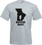 Bovver Boys T-Shirt - Retro, Bootboy, Skinhead, Various Colours