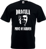 Christopher Lee Dracula T-Shirt - Chris Lee, Various Colours & Sizes