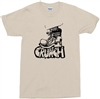 Crunch T-Shirt - 1970's Glam Rock Legends, Junkshop Glam, 1970's, Various Cols, Punk Rock, Proto Punk, Football, Mod, Skinhead, Bootboys Band, tshirt top