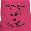 'Do Not Forget I Am Divine' T-Shirt - Cult Drag Queen Movie, Pink Flamingos, S-XXL, Drag, Gay Pride, LGBT Tshirt Top, Retro