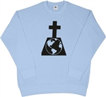 Earth Grave Sweatshirt - Protest, Climate Change, Extinction Top, Various Cols, Jumper Top, Sweater