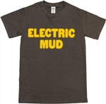 Electric Mud T-Shirt - Pscyhedelic Blues, Various Colours