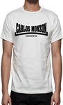 Carlos Monzon 'Escopeta' T-shirt - Boxing, All Sizes/Colours