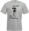 Floyd Patterson Photo T-Shirt - Boxing Legend, All Colours & Sizes