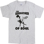 """Godfather of Soul"" T-Shirt - James Brown, Funk, R&B, 60's 70's, S-XXL More Cols, tshirt top"