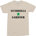 Guerrilla Gardner T-Shirt - Gardening, Protest, Various Colours, Nature, Rebel, Punk, Agriculture, Tshirt Top