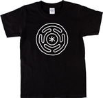 Hecate's Wheel Unisex T-Shirt - Wicca, Witchcraft, goddess, Gothic, S-XXL T-shirt Top, Retro, 70's, 1970's