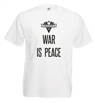 "Ingsoc T-shirt - ""War Is Peace"" George Orwell , 1984 Various Colours"