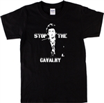 Jona Lewie Stop The Cavalry T-Shirt - Christmas, Xmas Song, Various Colours