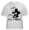 """Vote Guy Fawkes"" T-Shirt - Political, Protest, Anarchy All Sizes & Colours"