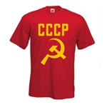 CCCP Hammer & Sickle T-Shirt - Soviet, Communist, Political - All Sizes/Colours