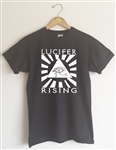 Lucifer Rising T-shirt - Eye Symbol, Cult Film, Psychedelic, Various Sizes/Colours