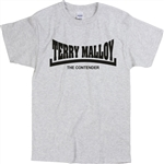 Terry Malloy 'The Contender' Boxing T-Shirt - 1950s, On The Waterfront, Marlon Brando, Retro Tshirt Top