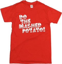 """Do The Mashed Potato"" T-Shirt - 50's, 60's Retro Dance Move, Various Colours, 1950's, American, Tshirt Top"