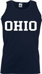 Ohio Vest - As Worn By, Jesse Owens, Olympics, 1930's, Retro, Vintage Style, University Ohio, Uni, College, Varsity, Athletics, Running,
