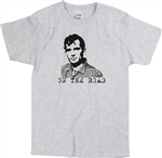 On The Road T-shirt - Jack Kerouac Book, Beat Generation, Various Sizes/Colours