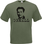 George Orwell T-shirt - Various Sizes/Colours