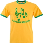 Ramalama Ding Dong Ringer T-Shirt - 1950's, Doo-Wop, Pop, Various Sizes & Colours
