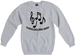 Ramalama Ding Dong Sweatshirt - 1950's, Doo-Wop, Pop, Various Sizes & Colours