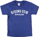Rising Sun, New Orleans, T-Shirt, Tshirt, Tee, Top, Retro, 1960s, 1970s, 1950s, Soul, Blues, Rock n Roll, The Animals, Mod