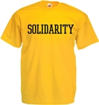 Solidarity T-Shirt - Unity, Protest, Various Colours/Sizes