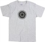 Psychedelic Sun T-Shirt - Eye Illusion, Various Colours S-XXL, Psych, 60's, 70's, Retro, Symbol, Nature,