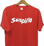 Suspiria T-Shirt - 1970's, Italian, Horror, Psychedelic, Retro, Various Colours, Tee, Top, Halloween, 1960's, Vintage Style, Trippy
