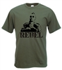 "Taxi Driver ""Rebel"" T-Shirt - De Niro, Foster, Classic 70's Movie - All Sizes"
