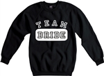 Team Bride Sweatshirt - Hen do, Custom, Wedding, Various Sizes & Colours