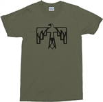 Native American Symbol T-shirt - Thunderbird, Various Sizes/Colours, Eagle TShirts