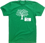 Tree 'Friends' T-shirt - Nature, Protest, Global Warming, S-XXL, Various Colours, Wildlife, Save The Planet, Tree Of Life, Tshirt Top