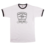 Trench Town Football Club T-Shirt - Kingston - Jamaica, Various Sizes/Print Colours,  inspired by Bob Marley