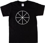 Pagan Wheel Of The Year T-Shirt - Wicca, Witchcraft, Gothic, S-XXL, T-shirt Top, Retro, 70's, 1970's