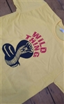 Wild Thing Cobra T-Shirt - Various Colours, Glam Rock, 1970's, Wild Thing, Cobra, The Troggs